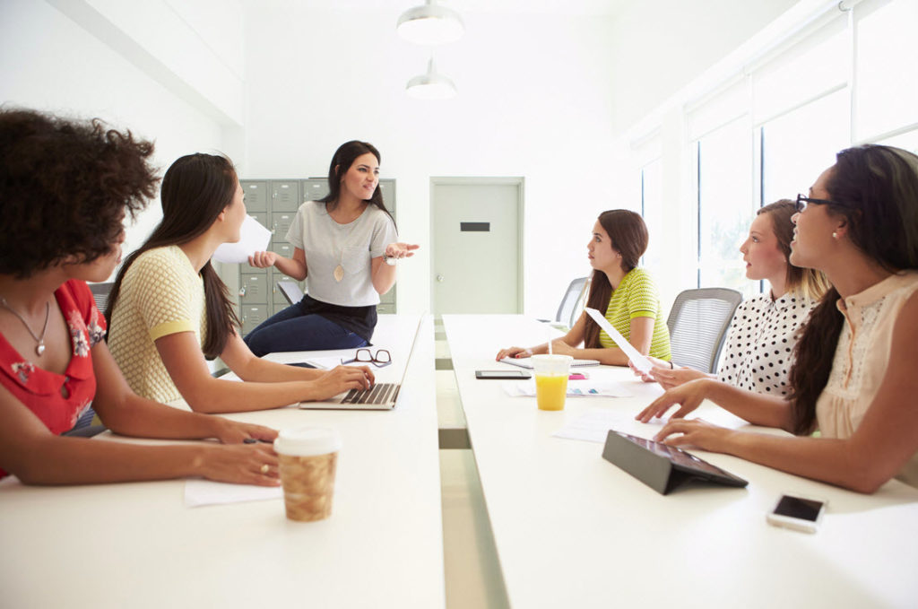 Get Help and Get Ahead in Career