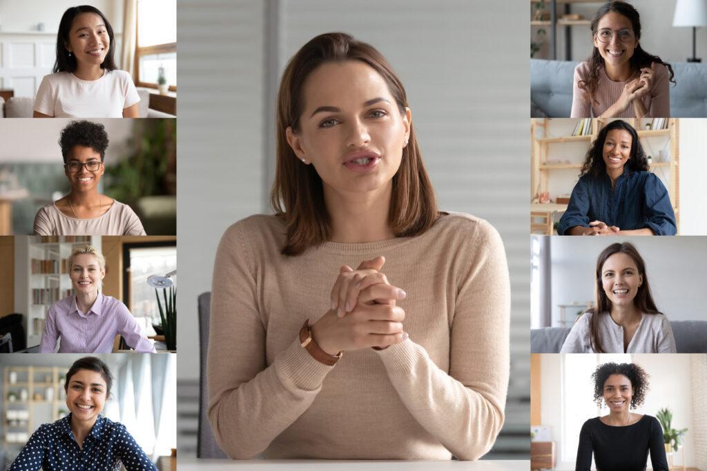 Communication for women in leadership
