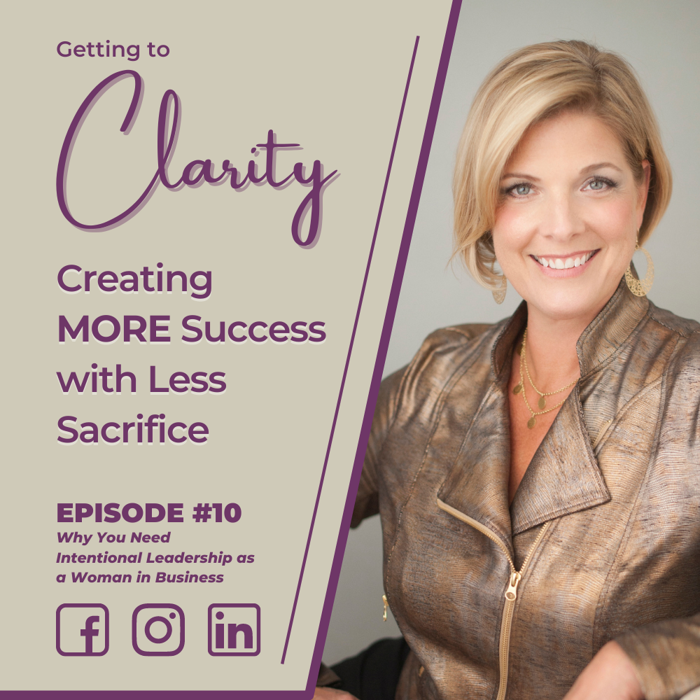 Getting to Clarity Podcast Cover Art